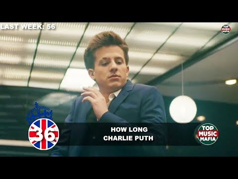 Top 40 Songs of The Week - January 13, 2018 (UK BBC CHART)