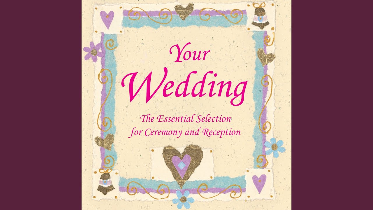 Music For The Royal Fireworks Rejoicing Your Wedding