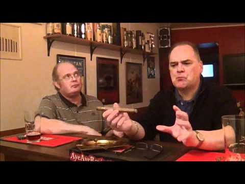 Cuban Cigar Review No27 the Fundadores 1998 & 2010