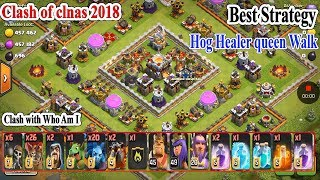 Clash of clans @@ How Impossible 3 star Farming Strategy Base th11 max