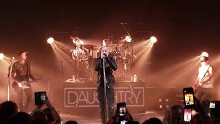 Daughtry - Just Found Heaven (Aztec Theatre, San Antonio, TX 12/01/2018) HD