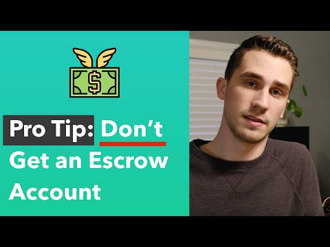 Mortgage Escrow Explained - Do You Need It?