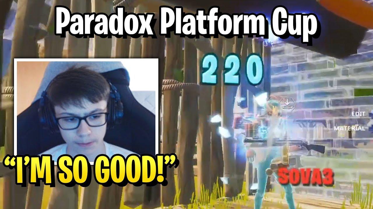 LeTsHe Paradox Platform Cup Highlights!