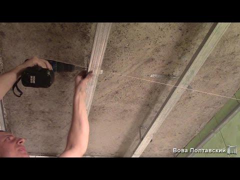 Подшивка потолка пластиком: практические рекомендации