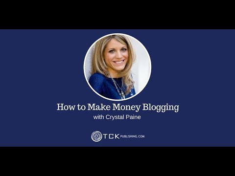153: How to Make Money Blogging with Crystal Paine