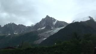 Kolejka linowa na L'Aiguille du Midi