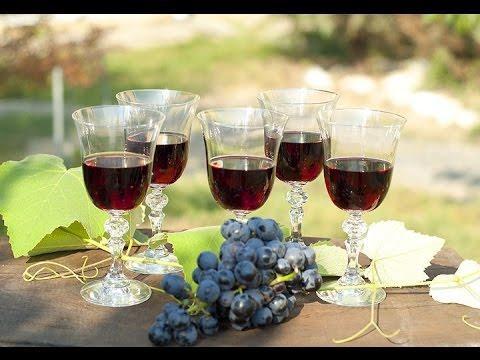 Пухлые женщины видео виноградное вино дома