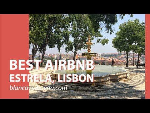 Best Airbnb Lisbon: Principe Real Neighborhood