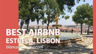 Gambar cover Best Airbnb Lisbon: Principe Real Neighborhood