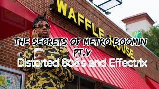 Secrets of Metro Boomin: Distorted 808