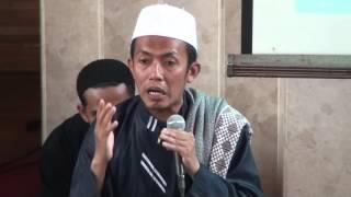 Huru Hara Akhir Zaman - Abu Fatiah Al Adnani