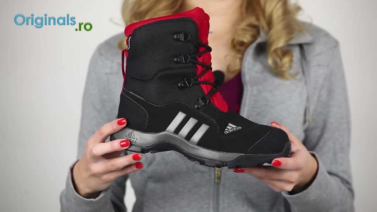 bdfef69de Originals.ro - adidas adiSnow II - YouTube