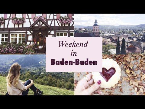 TRAVEL VLOG: Baden-Baden