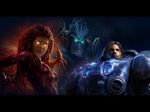 Download StarCraft + Brood War Game Movie