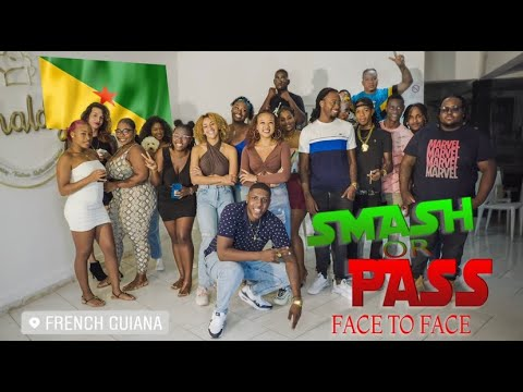 Download SMASH OR PASS FACE TO FACE   EDITION GUYANE 🇬🇫 #GuyaneFrancaise #ricmarow