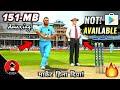 🔥151MB मार्केट हिला दिया! Secrets Cricket Game 🏏 NOT ON PlayStore | Download Now | Hindi