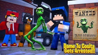 Minecraft Adventure - DAME TU COSITA GETS ARRESTED!!