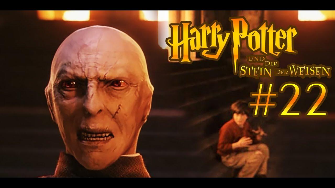 VOLDEMORT   Harry Potter und der Stein der Weisen #022 ...  VOLDEMORT   Har...
