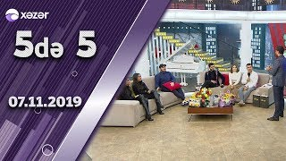 5də 5 - Sevil, Sevinc, Əhməd Mustafayev, Tarıx Əliyev, Nurəddin və İrina
