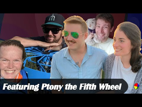 Featuring Ptony the Fifth Wheel | Ep. 143