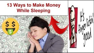Top Passive income ideas to Get Rich | Earn while Sleeping -Passive income ideas 2018 Fatima Mansoor