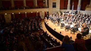 Schulkonzert der Wiener Philharmoniker im Wiener Konzerthaus