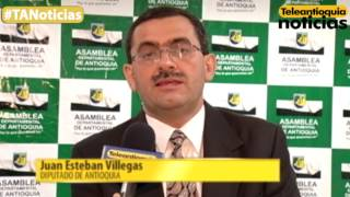 La Asambleade Antioquia aprobó el presupuesto para 2015