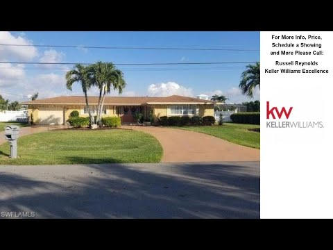 5307 Mayfair CT, CAPE CORAL, FL Presented by Russell Reynolds.