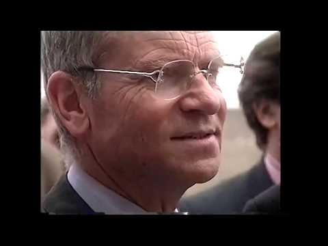 Newsnight 22 November 1999: Jeffrey Archer sacked