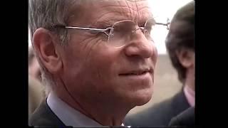 Newsnight 22 November 1999: Jeffrey Archer sacked