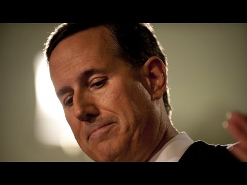 Rick Santorum Admits His Campaign May Be Coming To A Close - Newsy