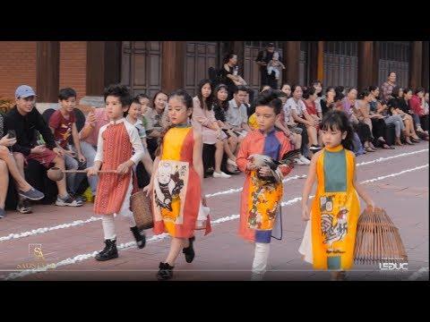 Vietnam Junior fashion show