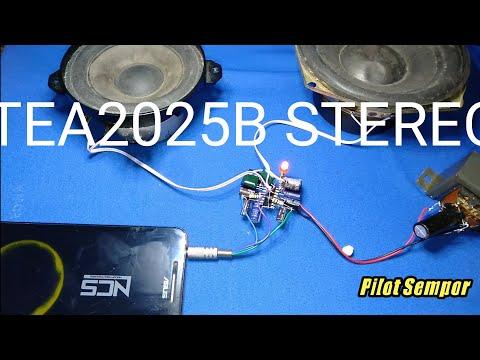 Tutorial Ampli TDA7265 15+25 Tanpa Pcb_PilotSempor
