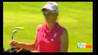Diana Luna astro nascente del golf internazionale