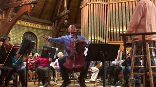 Owen Young Performs Korngold's Cello Concerto with NPO (preview)