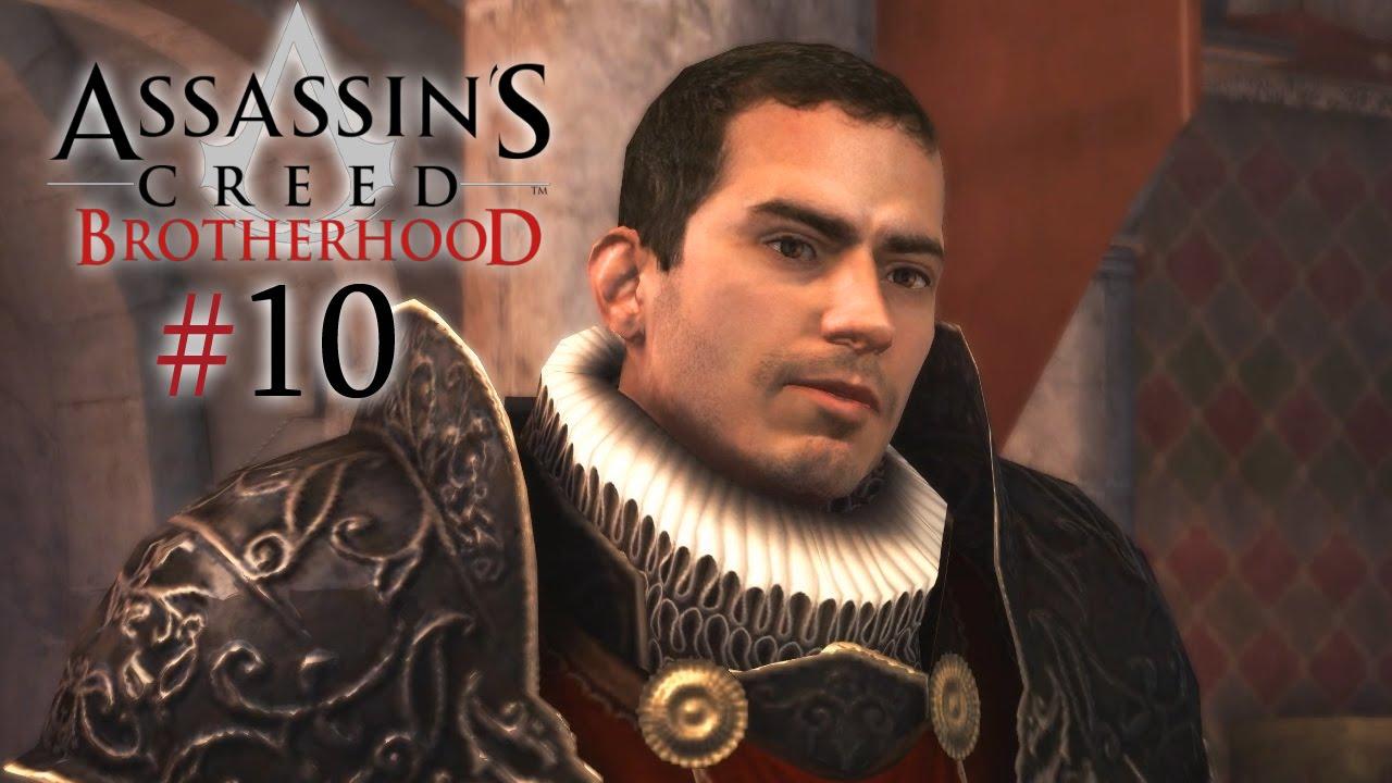 Let's Play - Assassin's Creed Brotherhood - Part #10 [Deutsch/German]: Ein Plan muss her