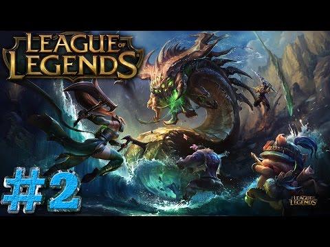 видео: Играем в [league of legends]#2 c Яки. Виктор и Вейн
