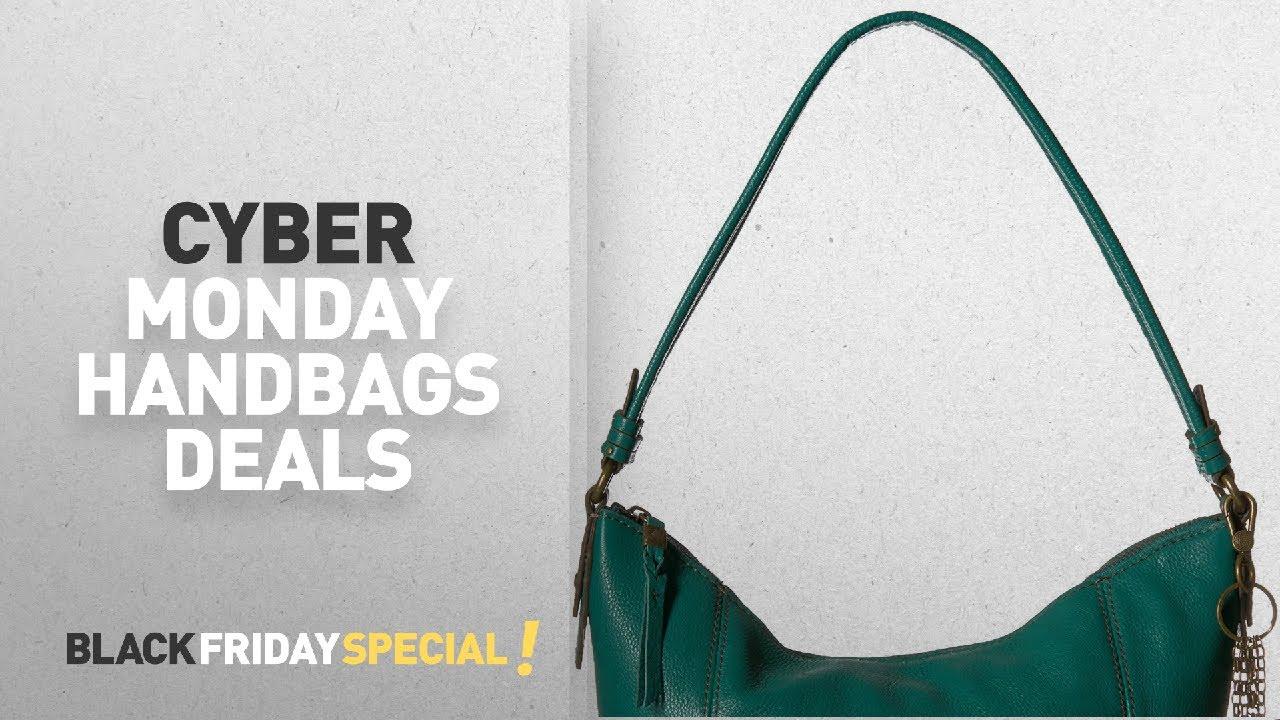 97a41236afec Cyber Monday The Sak Handbags Deals  The Sak Sequoia Hobo Bag - YouTube