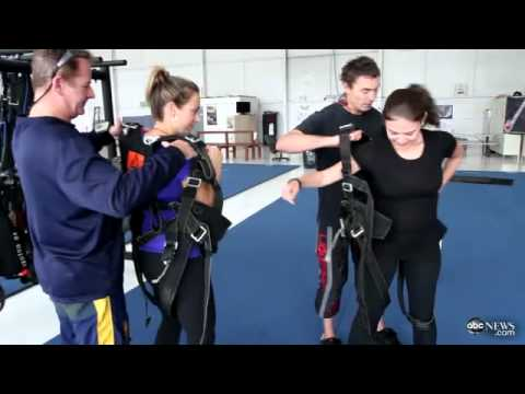 Bianna, Ginger's Skydive Experience
