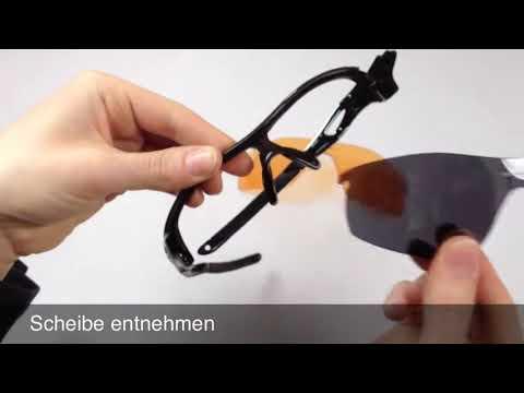 Oakley Radar Gläser Wechseln Anleitung