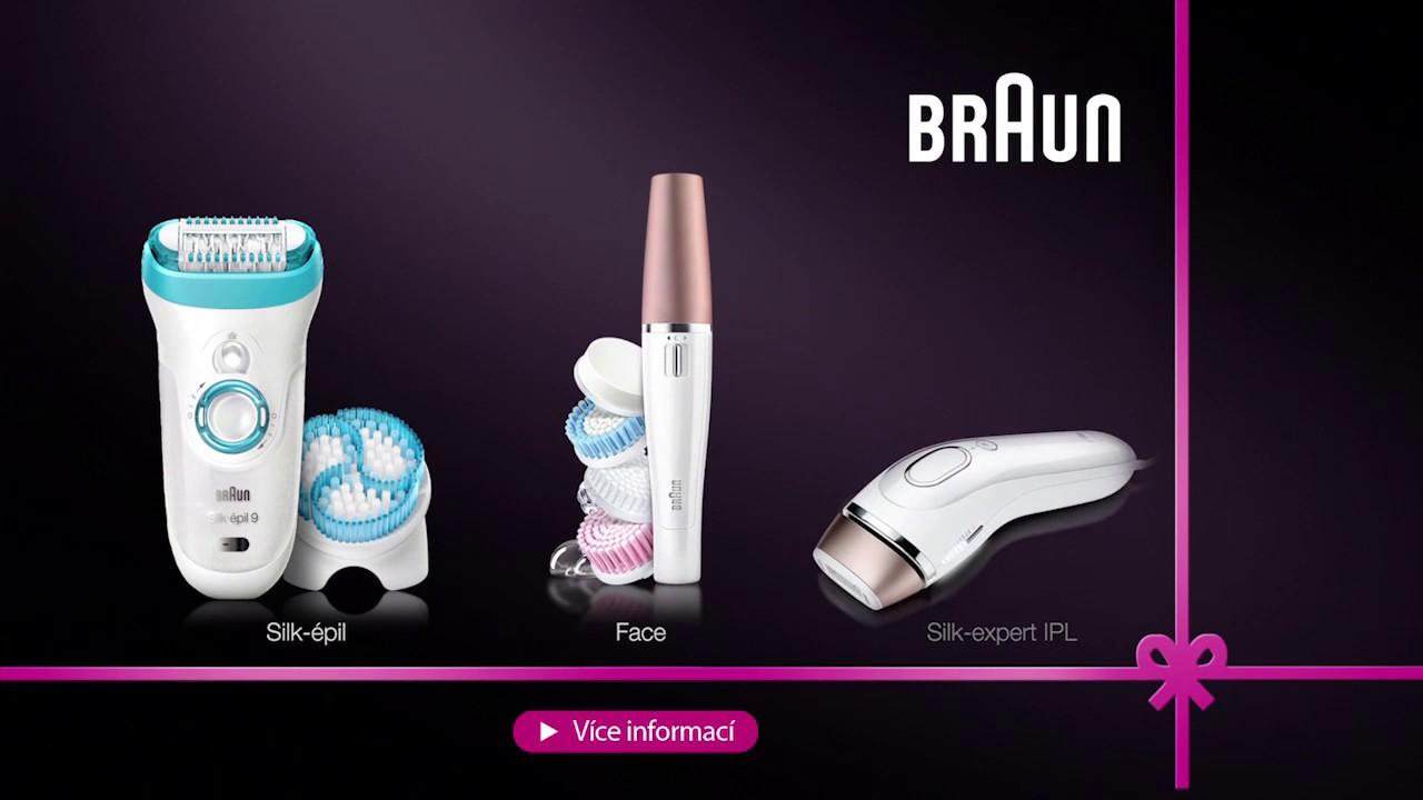 Epilátor Braun Silk Épil 9 Skin Spa Wet Dry - CZ REKLAMA - YouTube 7887a9c051