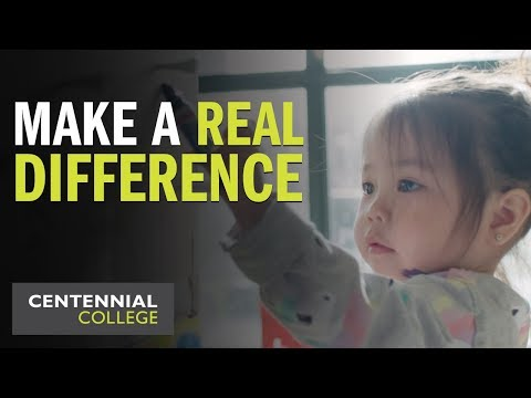 Early Childhood Education Program at Centennial College