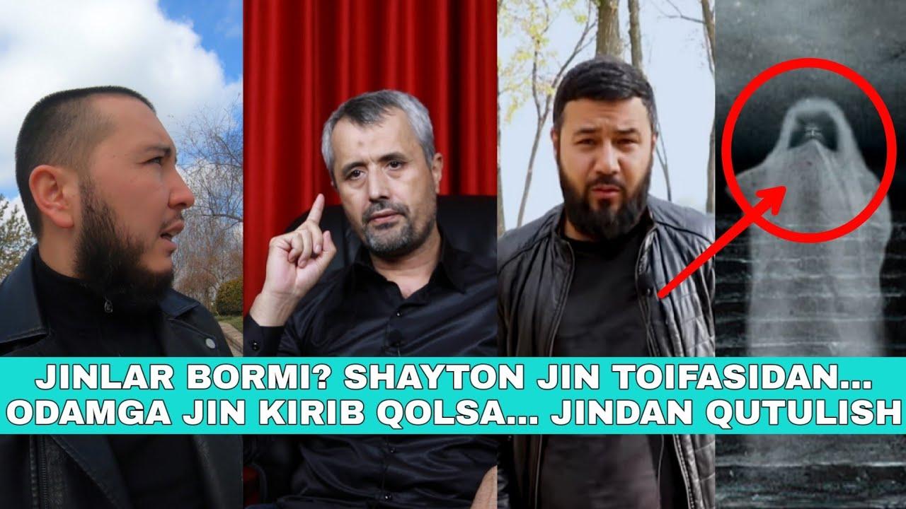 Nasim Xolov - Jinlar haqida shariat nima deydi.