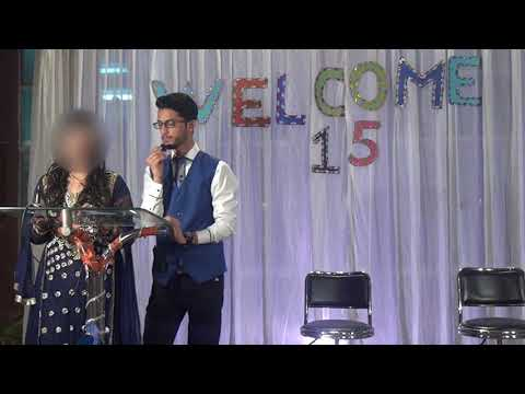 Comedy Host  Welcome Party | University of The Punjab