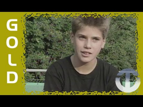 13-year-old Tommy Haas on Trans World Sport