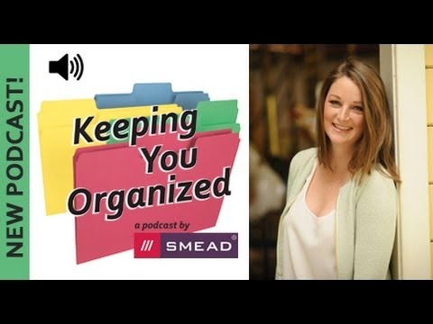 How To Organize An Estate Sale- Keeping You Organized Podcast 023