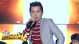 Jason Dy sings One Direction
