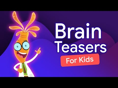 Brain Teasers For Kids | Test Your Visual, Math And Logic Skills!
