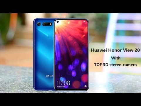 Huawei | Honor View 20 |  New smartphone -2019