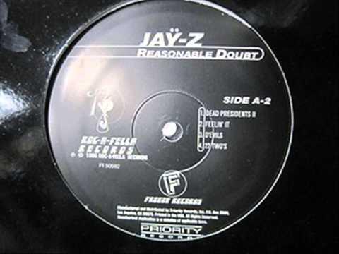 Jay-Z - 44 4's (22 2's Homage) No DJ, No Tags